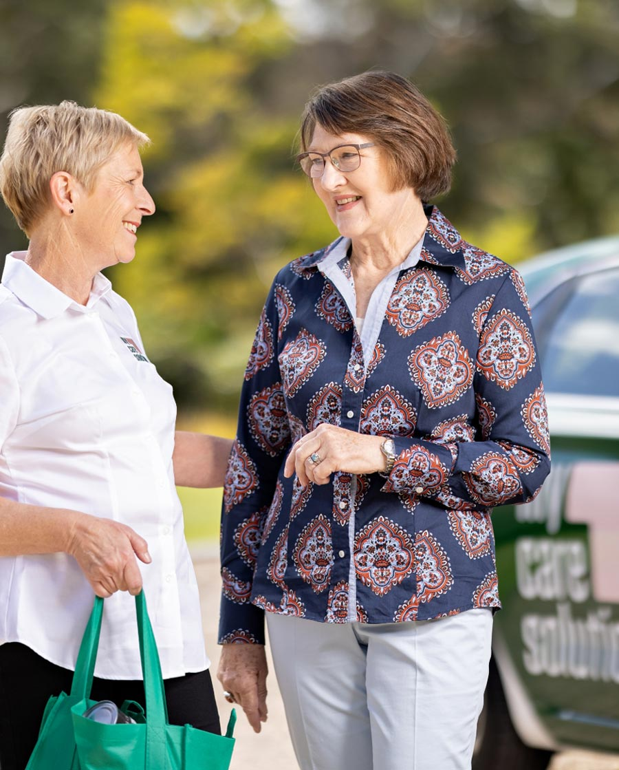 Aged Care Transport