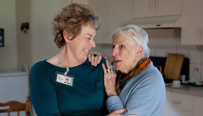 Caregiver Spotlight Denise
