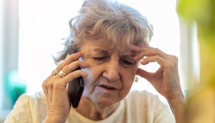 Warning signs dementia